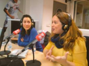 Maite, coach de Vives Emplea Sevilla Sur